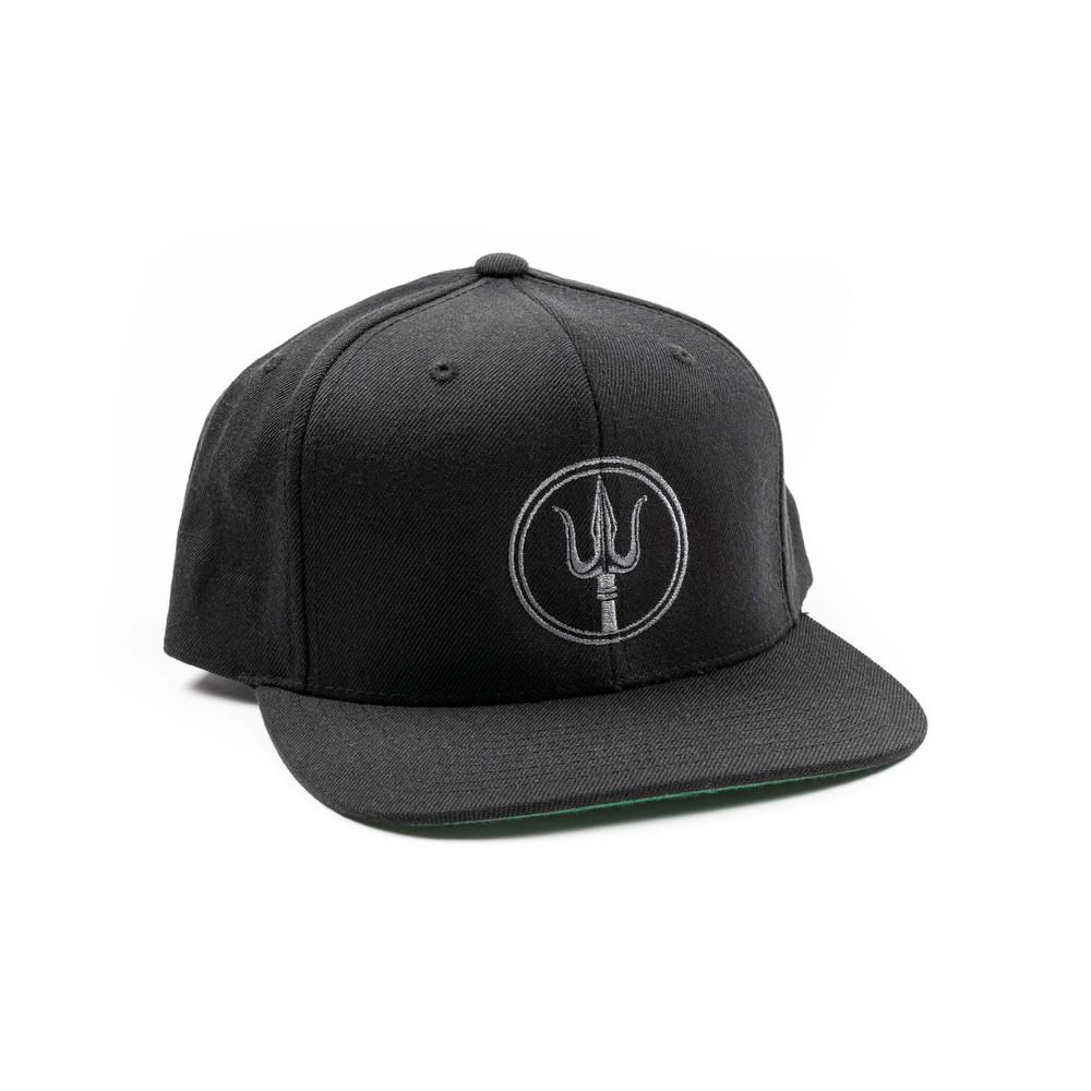 T3 Prong Hat Flat Brim