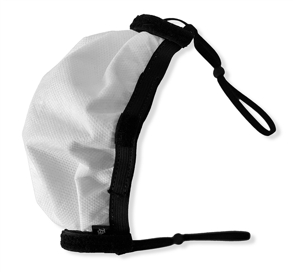 NEW T3 Defender Mask with Adjustable Ear Loops, 10 Pack