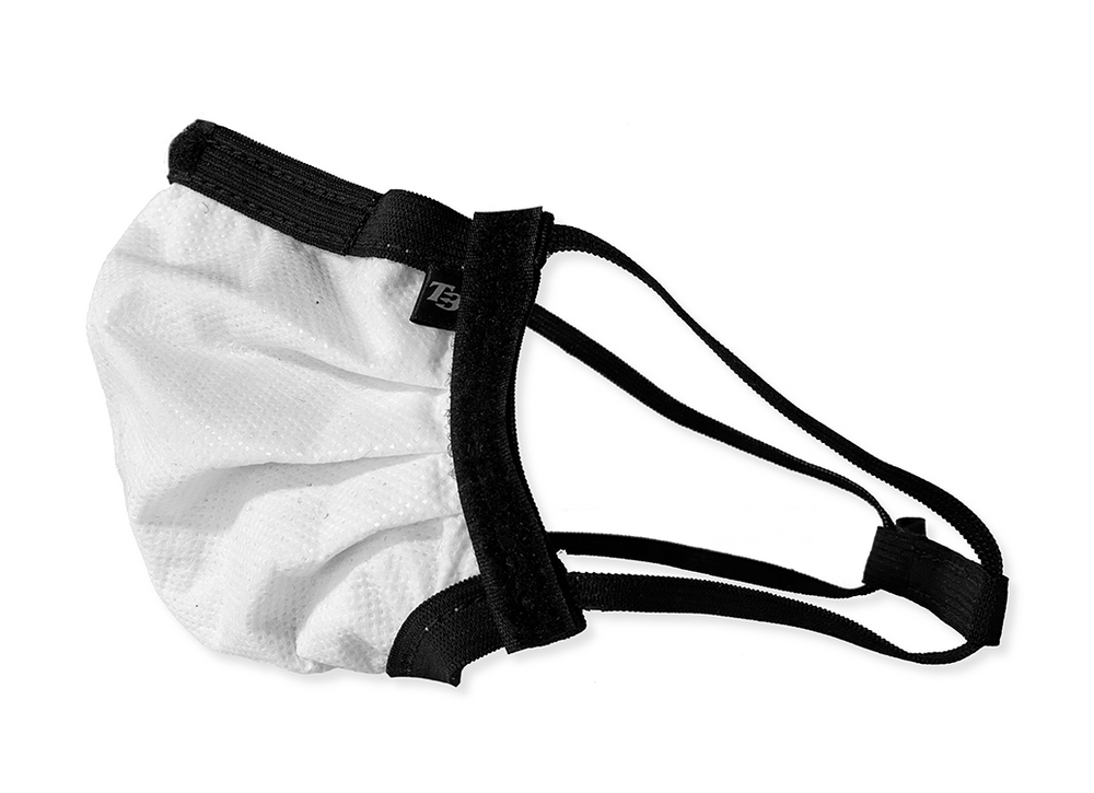 NEW T3 Defender Mask with Adjustable Headband, 10 Pack