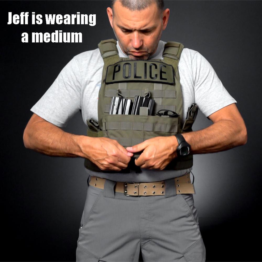 T3 Geronimo 2 (G2) Tactical Vest