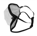 NEW T3 Defender Mask with Adjustable Headband & Updated Nose Piece, 10 Pack