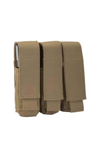 T3 Pistol Triple Mag Pouch (3)