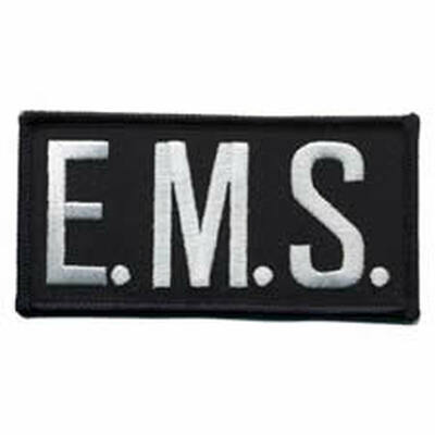 EMS Front Patch 4x2""