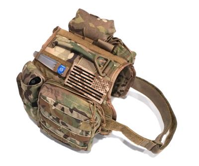 T3 K9 Molle Harness