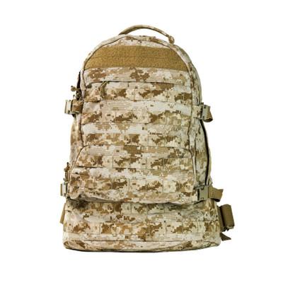 T3 3 Day Hydration Backpack, Desert Digital