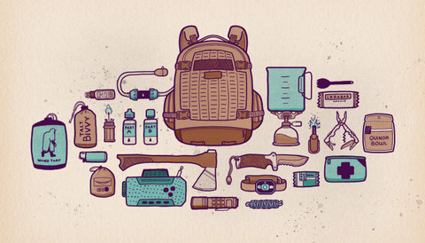 Outside Online: The Ultimate DIY Bug-Out Bag