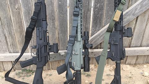 Guns.com Gear Review: These three slings we're liking so far