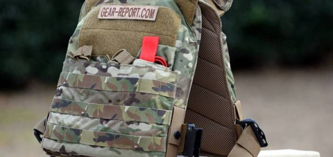GearReport.com: Body Armor – T3 Trident Technical/Tactical Active Shooter Response Kit (Gen2) Review