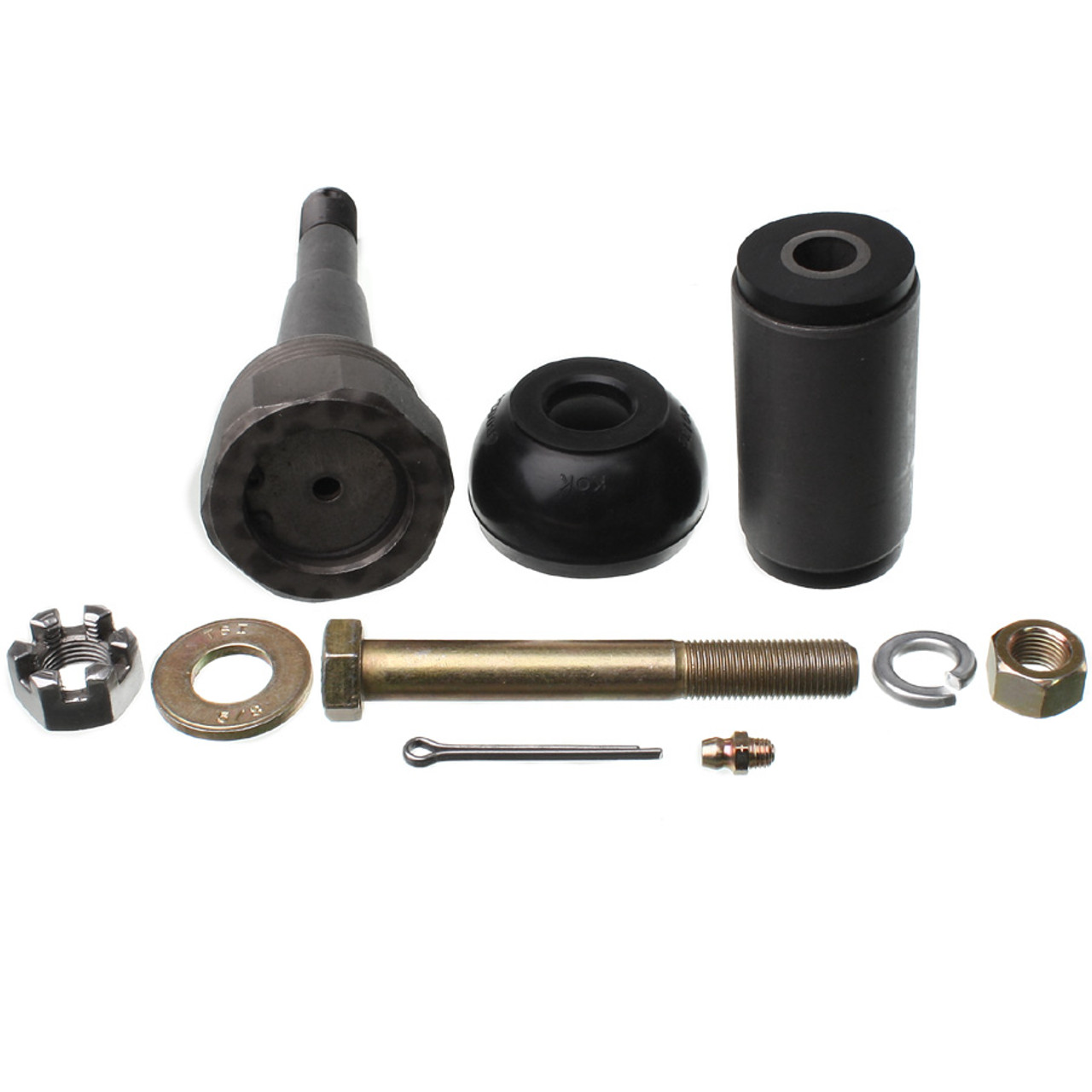 Rare Parts Rear Lower Control Arm Bushing and Joint Kit 1957-1958 Cadillac  Eldorado Brougham w/Air Suspension 19697