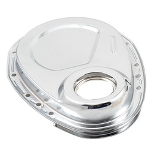 Mr Gasket 4590 Chrome Plated Timing Cover Complete Kit