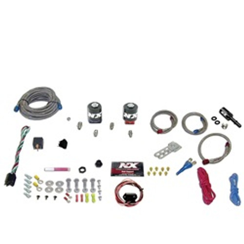 Nitrous Express Single Nozzle Nitrous System 2011-2017 Ford Mustang F150 Coyote 5.0L 20932-00
