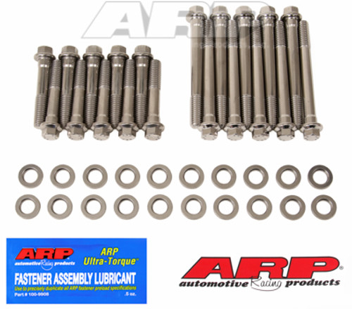ARP Stainless Steel Cylinder Head Bolt Kit Ford 289-302 Small Block  454-3601