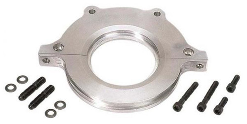 Moroso Billet Aluminum Rear Main Seal Adapter SB Chevy 1 Piece to 2 38415
