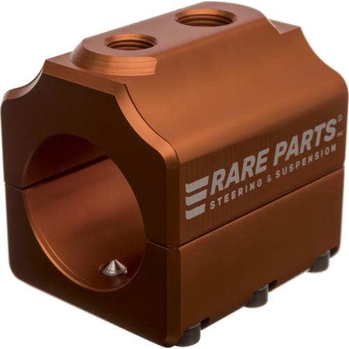 "Rare Parts Alum Dual Mount Steering Stabilizer/Ram Assist Clamp 1.75"" Tube FAB Series 29697"
