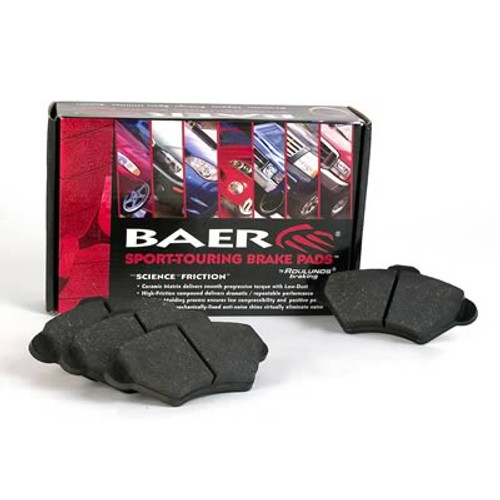 Baer Sport DecelaPad Front Brake Pads  1994-1999 GM Vehicles D0623