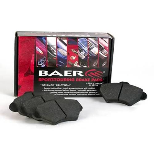 Baer Sport DecelaPad Rear Brake Pads 1999-2010 Ford E250 E350 D0802