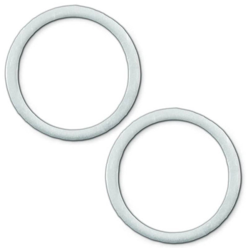 Remflex Exhaust Gaskets 1988-1992 Toyota Land Cruiser 4.0L L6 Manifold to Downpipe 7016