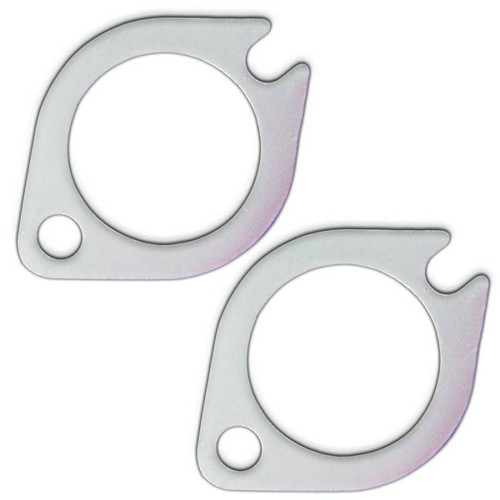 "Remflex Exhaust Gaskets 2-Bolt  2 3/8"" Pipe Universal Flange/Collector Pair 8040"