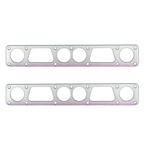 Remflex Exhaust Gaskets Mopar 318/340/360 W-2 W2 Adaptor Plate Gasket Hedman Pattern 6015B