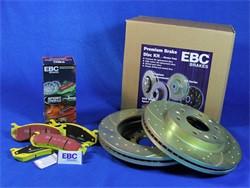 Ebc Brakes S5kf1430 S5 Kits Yellowstuff And Gd Rotors