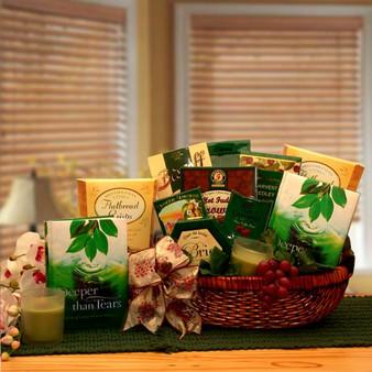 Deeper Than Tears Condolence / Sympathy Gift Basket