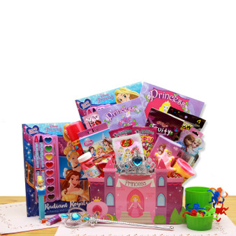 A Princess Fairytale Kid's Gift Box for Girls