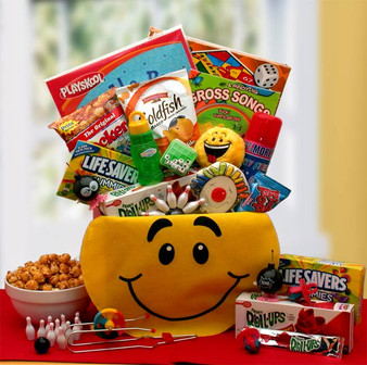 A Smile Today Kid's Gift Box for Boys or Girls