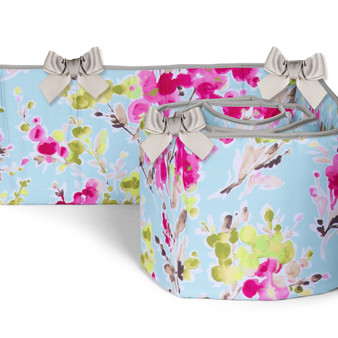 Cherry Blossom Collection Crib Bumpers (Floral Print)