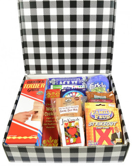Fun and Games Care Package Gift Box for Any Occasion