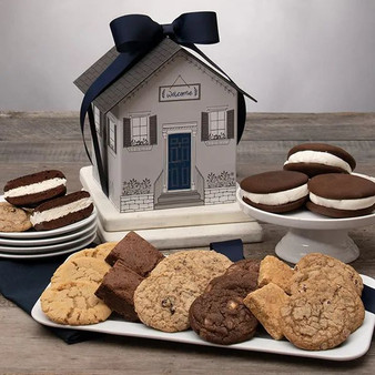 From Our Home To Yours! Baked Goods Housewarming Gift Box