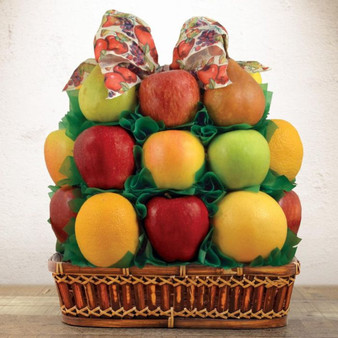 All Fresh Fruit Extravaganza Kosher Gift Basket for Any Occasion