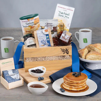 Breakfast Gift Basket Select for Any Occasion