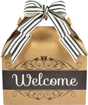 A Welcome Surprise, Gourmet Housewarming Gift Tote