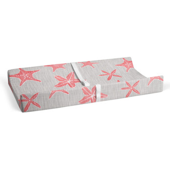 Rowan Changing Pad Cover by Glenna Jean