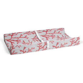 Turks Changing Pad Cover by Glenna Jean