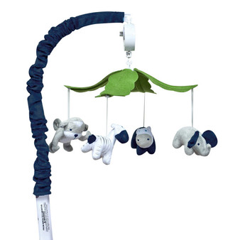 Trend Lab Perfectly Navy Musical Mobile