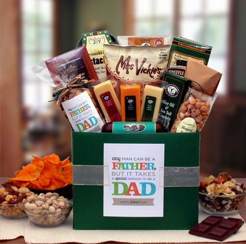 It Takes A  Special Man To Be A Dad Gift Box for Father's Day