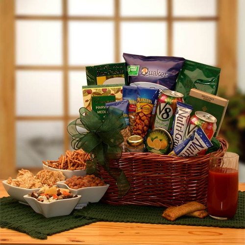 Heart Healthy Gift Basket for Any Occasion
