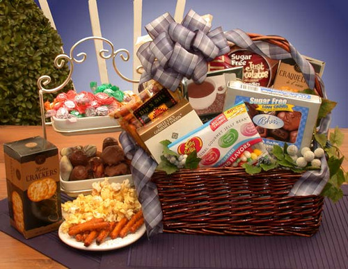 Simply Sugar Free Gift Basket for Any Occasion