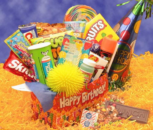Deluxe Happy Birthday Care Package Gift