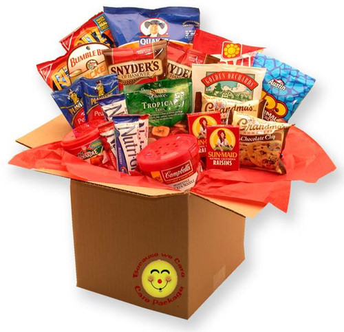 Healthy Choices Deluxe Care Package Gift