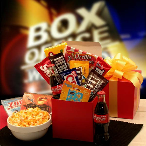 Blockbuster Night Movie Care Package Gift