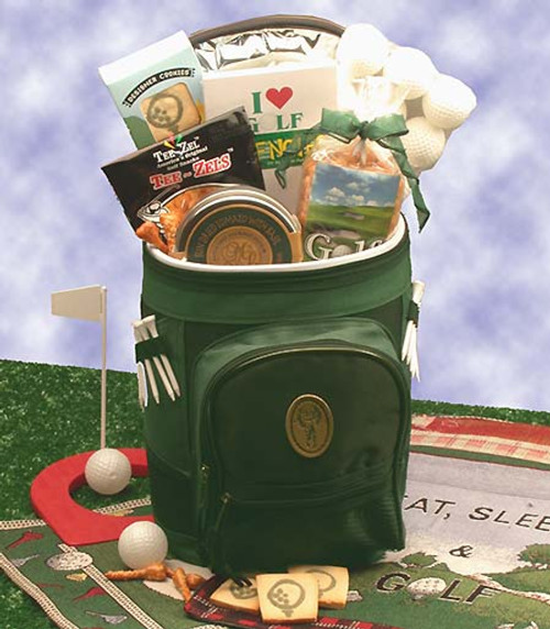 Golfing Around Golf Sports Bag Gift for Any Occasion