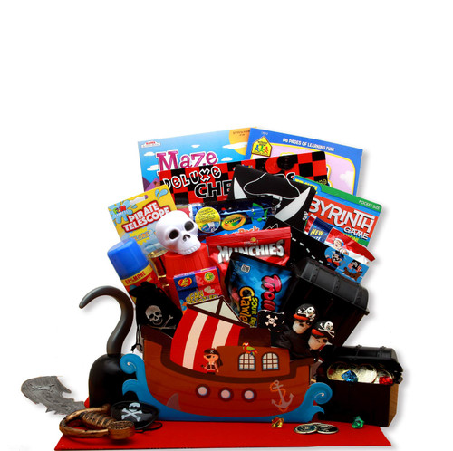A Pirate's Life Kid's Gift Box for Boys