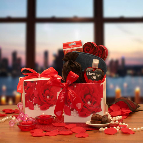 Bed of Roses Gift Set! Great for Any Romantic Occasion