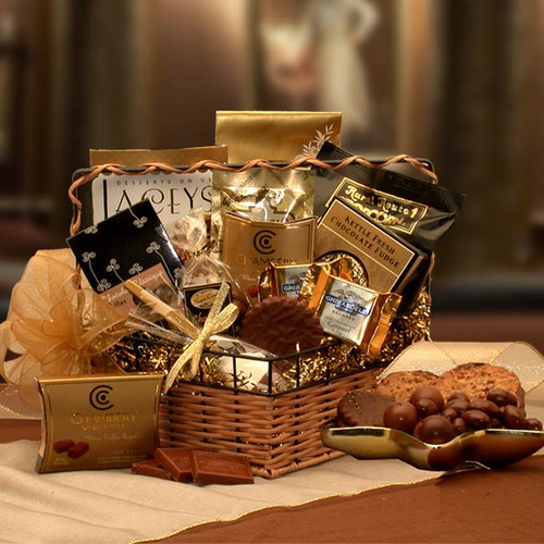 Chocolate Treasures Gourmet Gift Basket for Any Occasion