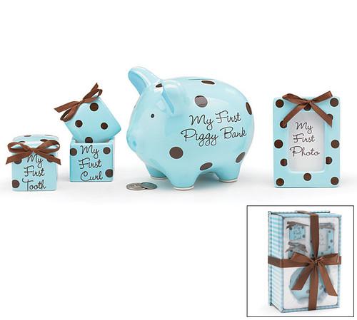 Baby Boy Keepsake Gift Set