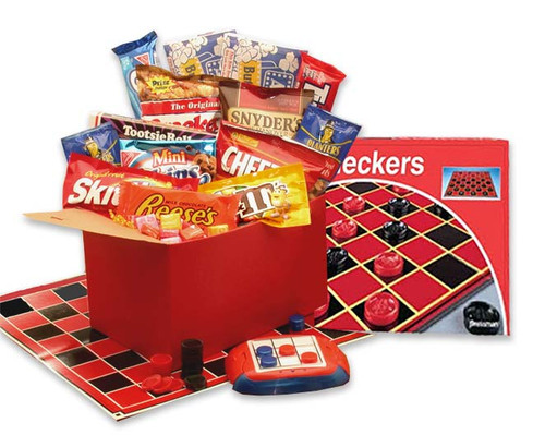 Its Game Time' Boredom & Stress Relief Care Package Gift Set - Medium