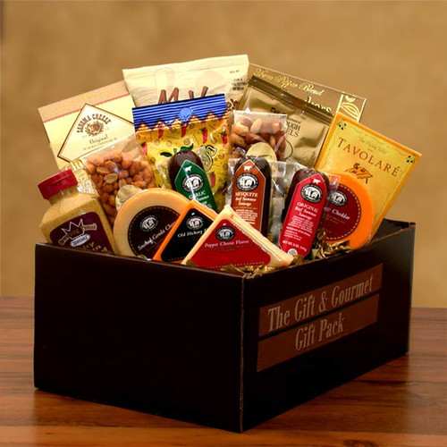 Savory Selections Gift & Gourmet Gift Pack Care Package