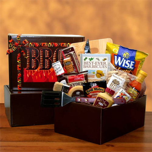The Barbecue Master Gift Pack Care Package
